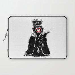 Monkey Queen Laptop Sleeve