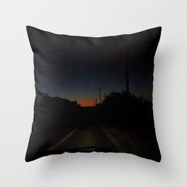 Long Distance Throw Pillow