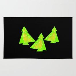 Three little trees Rug