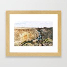 Cody, Wyoming Framed Art Print