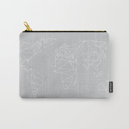 geometrical WORLD Carry-All Pouch