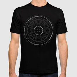 Doodle Circle T-shirt