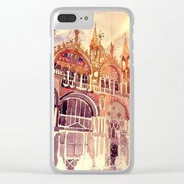 Venezia Clear iPhone Case