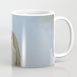 Heron in the Slough III Coffee Mug