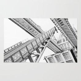 Tower Bridge 02C - Going Up Rug