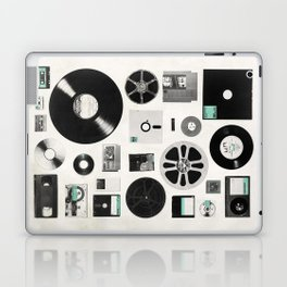 Data Laptop & iPad Skin
