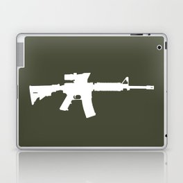 M4 Assault Rifle Laptop & iPad Skin
