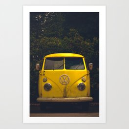 Adventuremobile Art Print