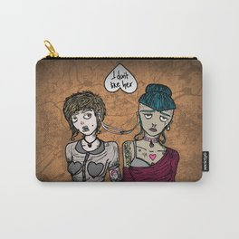 Mutual Hate Carry-All Pouch