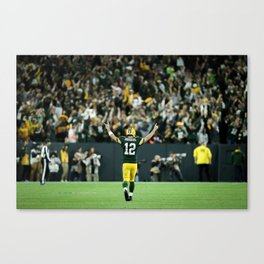 Bliss in Victory Canvas Print