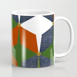 KALEIDOSCOPE 08 #HARLEQUIN Coffee Mug