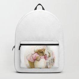 Mrs Tiggywinkle Backpack