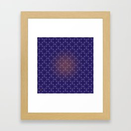 Astro I Framed Art Print