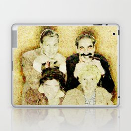 MARX BROTHERS - 004 Laptop & iPad Skin