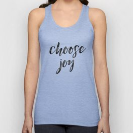 Choose Joy Unisex Tank Top