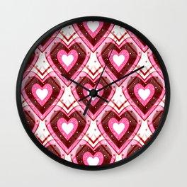 Girl Crush Wall Clock