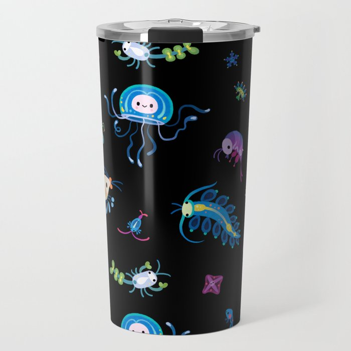 Zooplankton Travel Mug