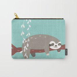 Sloth card - just 5 more minutes Carry-All Pouch