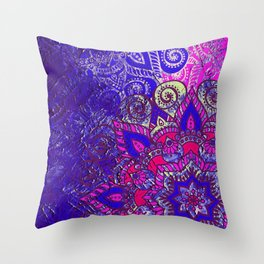 -A15- New Account www.society6.com/arteresting Throw Pillow