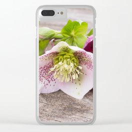 Gifts from the Garden Clear iPhone Case
