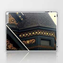 Old Brass With Top Gold - Nailed It Laptop & iPad Skin
