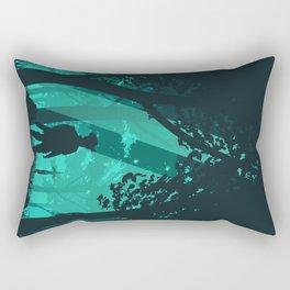 It's Dangerous To Go Alone Rectangular Pillow
