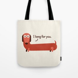 In the Wurst Way Tote Bag