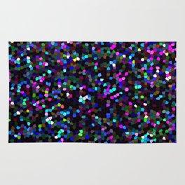 Mosaic Glitter Texture G45 Rug
