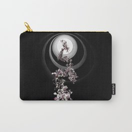 Generative Spirals Carry-All Pouch