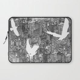Ecotone (black & white) Laptop Sleeve