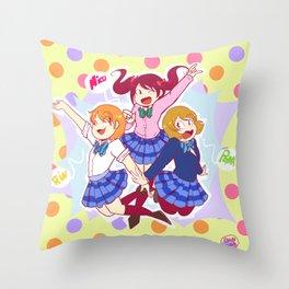 NICORINPANA Throw Pillow