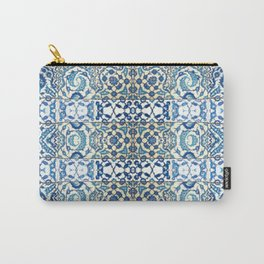 Tiles and Tiles Carry-All Pouch
