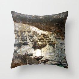 Llafranc 1 Throw Pillow