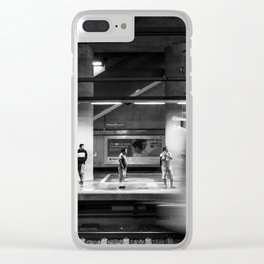 Day-To-Day Clear iPhone Case