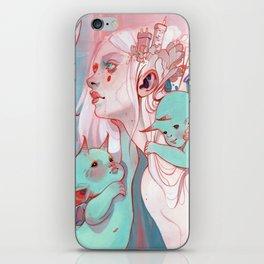 Scatterling iPhone Skin