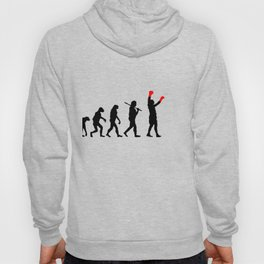 Boxing Evolution Art Hoody
