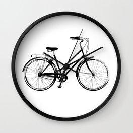 Vintage Bicycles Wall Clock