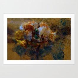 drayon Art Print