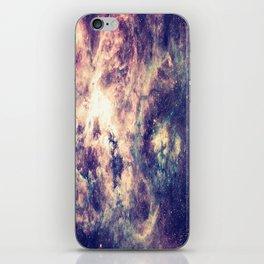 Tarantula Nebula Deep Pastels iPhone Skin