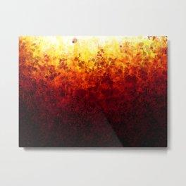 Sunset Spots Metal Print