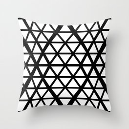 Bounds and Binds Throw Pillow