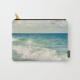 Tropical Beach Bliss Carry-All Pouch