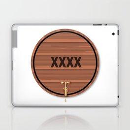 Extra Strong Beer Keg Laptop & iPad Skin