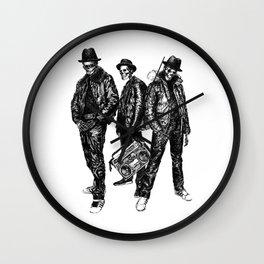 the Legend of Hip Hop Wall Clock
