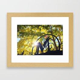 Montgomery Framed Art Print