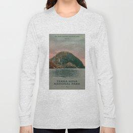 Terra Nova National Park Long Sleeve T-shirt
