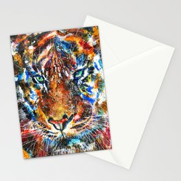 The Sumatran Tiger Stationery Cards