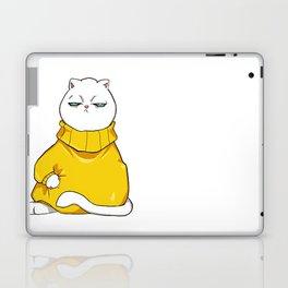 itchy sweater Laptop & iPad Skin