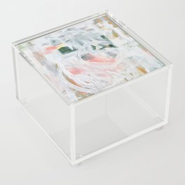 Emerging Abstact Acrylic Box
