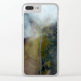 Success Is A Lonely Road Clear iPhone Case